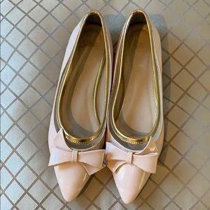 Christian Louboutin ballerina slippers